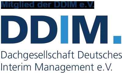 Dachgesellschaft Deutsches Interim Management e.V. Logo