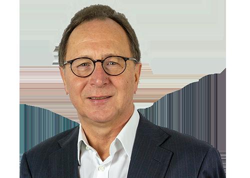Geschäftsführer Claus Wüstenhagen mit Brille